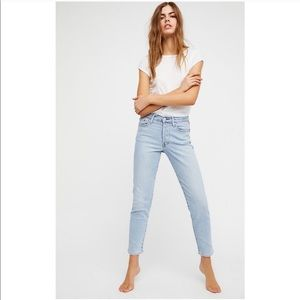 NWOT Levi's wedgie icon high-rise jeans